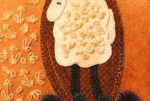 sewing/needlework / by Kathy Klobucher