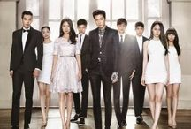"The Heirs / ""The one who wants to wear the crown must bear it's weight."" - The Heirs"