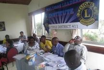 MD 411 Regional Lions Leadership Institute 2012