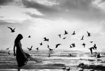 čirno-biele fotky