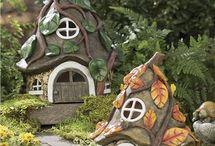 domčeky pre víly