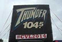 Celebrate Virginia Live 2014 / #CVL2014 #Thunder1045 / by Thunder 104.5