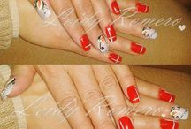 Nails art/ diseños de uñas.