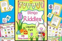 Easter activities / Pääsiäisteema puheterapiaharjoituksissa