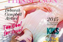 Deborah Campbell Atelier Press / Press