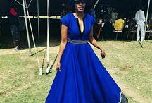 Xhosa attire