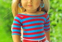 American girl dukker