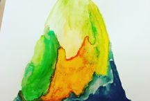 Draw crystals