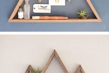 DIY wood decor