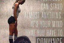Motivation / by Kassie Fair