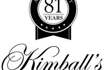 Kimball's Jewelers / Welcome to this glimpse into the world of Kimball's Jewelers. At Kimball's, ethics, integrity, and honesty allow our team to offer world class products and service with local business ownership. Whether it is fine jewelry, diamonds, timepieces, or services we are blessed to serve each and every one of you. kimballsjewelers.com