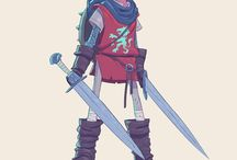 cool medieval characters references