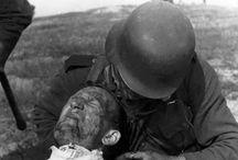 German troops  dead