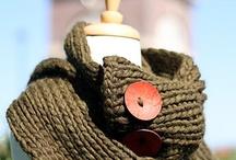 Crochet & Knitting Ideas / by Jill Bauer Tintes