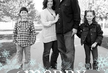 Christmas cards / by Chris O'Donnell