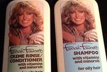 Farrah  Fawcett  Hair / 70'  Most  Popular  Hair  Stile  in  U.S.A.