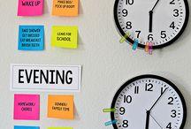Keep organised