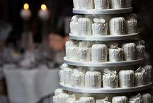 Pastel & Decoración de boda