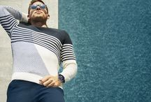 The Nautica Spring 2017 Collection / The Nautica Spring 2017 Collection is inspired by the luxurious Modern Riviera. This season celebrates both sport and leisure with key heritage pieces designed with a modern, sophisticated edge.