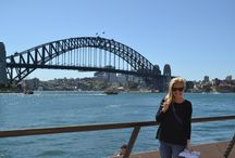 Travels in Australia / Melbourne and Sydney Adventures...