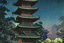 japanilaiset temppelit