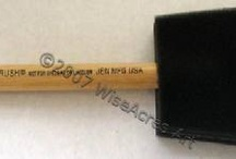 Wood Working Supplies / Tools, Equipment used for wood carving, wood burning or painting.
