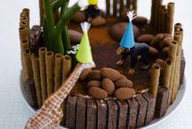 Tortas y cumpleaños