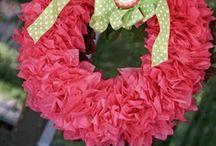 Wreath Chick / by Monique Castille Prejean