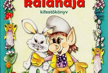 Some of my books / Children's books