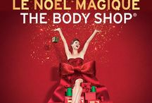 Inspiration Noël The Body Shop® - Very Good Moment / Vivez des fêtes de fin d'année inoubliables avec le Moment Noël The Body Shop® !