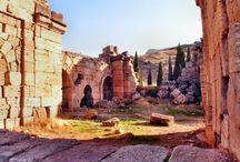 Turchia -Hierapolis - Afrodisia - Efeso