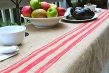 Make lots using Fabric Paint
