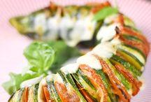 Légumes/Pâtes/Riz