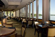 Regatta Grille / Regatta Grille is the Restaurant at Kings Pointe Resort in Storm Lake, Iowa.  The restaurant features a stylish dining room designed in tiers, so every table is afforded a lake view, and also offers an exhibition kitchen, bringing added excitement to your table.