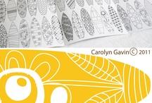 prints_patterns_graphix_illustrations / by Jennifer Villeneuve