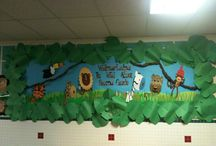 Bulletin Boards / by Speech Therapy with Courtney Gragg
