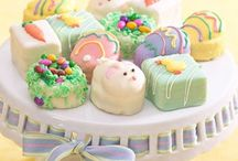 Easter Treats / Fun treats to celebrate Easter