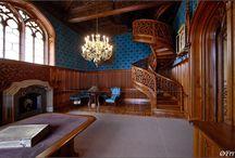 Lednice castle / Lednice castle