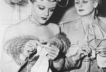 Celebrity Knitters!