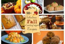 Fall Recipes / Cozy, Comfort Food and everything we look forward to baking and cooking during the fall season.  / by Tawsha & Patti (organized CHAOS online)