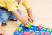 Toddler toys / by Ashley Church