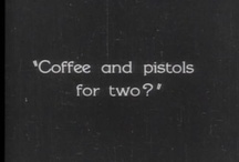 Coffee and Pistols for two?