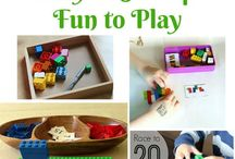 games/activities for the boys