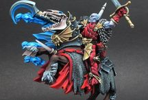Warhammer FB - Vampire Counts / Warhammer Fantasy Battles | Vampire Counts | Collection of miniatures painted by modellers from all over the world.