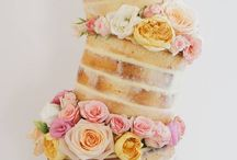 Have Your Wedding Cake, and Eat It, Too! / #Weddingcakes #nakedweddingcakes #weddingcaketowers #gorgeousweddingcakes