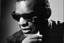 ♫  Ray Charles ♫ / The Genius / by Ali Bresnahan