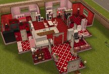 Sims house
