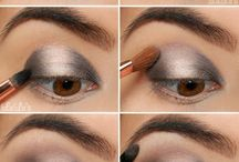 MAQUILLAJES Y SOMBRAS
