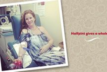 Celebrity Blood Donors / These celebrities support the lifesaving power of donating blood.