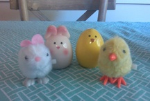 Easter Fun / Things we love about our second favorite holiday.